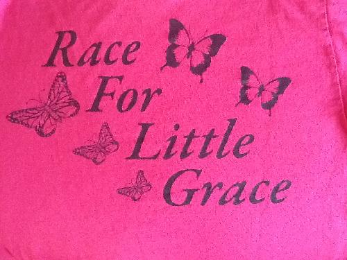 designcolor were chosen because grace is our little butterfly spreading love to everyone she - Cystic Fibrosis Color